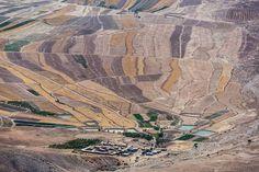 An aerial view of a village in #Neishabour, #RazaviKhorasan, #Iran. Photo by Morteza Aminoroayaei @aminoroayayi #everydayRazaviKhorasan #everydayIran #everydayMiddleeast #everydayAsia #everydayEverywhere نمایی هوایی از روستایی در #نیشابور، #خراسان_رضوی، #ایران. عکاس: مرتضی امینالرعایایی