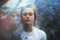 Romantic and Dreamlike Portrait Photography by Brandon Woelfel #inspiration #photography