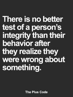 "This is soooo you Drew G! Claiming your ""integrity"" wouldn't let you be with me again, once you had gotten what you wanted.  No not integrity, you were dealing with GUILT....."