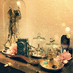 #Jewelry collection display