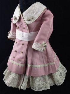 Puppenkleid-Seide-25-cm