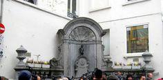Manneken Pis, Bruxelles.