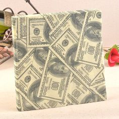 33*33cm 20 PCS/Pack 100 Dollar Toilet Tissue Paper Napkin Printing Natural Comfort Funny Personality Party Popular Wipe