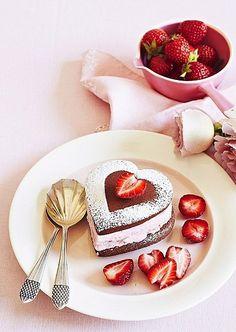 Café Chocolate, Chocolate Lovers, Cute Food, Good Food, Yummy Food, Creative Desserts, Healthy Desserts, Sugar Cookie Icing, Good Morning Coffee