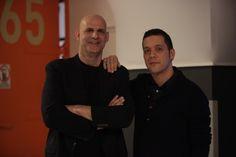 with Harlan Coben...