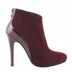 9305 Camoscio bordo cu lac Leather Shoes, Booty, Ankle, Fashion, Leather Dress Shoes, Moda, Leather Boots, Swag, Wall Plug