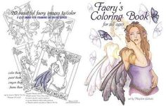 Marjolein Gulinski Faery's Coloring Book For All Ages by Marjolein Gulinski. $10.95. Faery's Coloring Book for All Ages featuring 20 beautiful faery, mermaid, and pixie images to color, paint, crayon and FRAME!  All beautiful 8 x 10 sizes!  The back inside cover of the coloring book is a full size 8 x 10 feature print of the Art by Marjolein Gulinkski.  All of the enchanting pictures are creating from paintings and drawings from this fantastic fantasy artist. ...