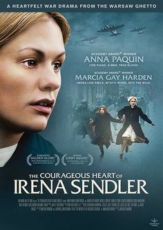 The Courageous Heart of Irena Sendler - I have not seen this movie but will watch for it. Irena Sendler was a real heroine of the Warsaw Ghetto. Irena Sendler, Warsaw Ghetto, Mystic River, World Movies, Netflix, Movie Info, Academy Award Winners, English Movies, Romance Movies
