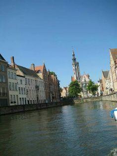 Brugge, België, City trip