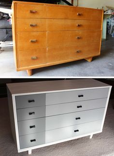 dresser transformation {Daltin Designs}