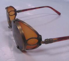 Vintage Matsuda Sunglasses - Very cool looking.