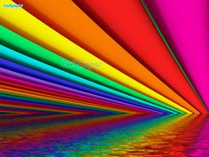 Bright Colors | entertainment logos bright colors make the logo look more attractive ...