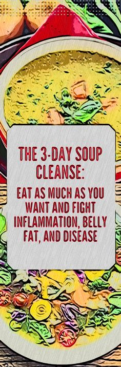 The Soup Cleanse: Eat as Much as You Want and Fight Inflammation, Belly Fat, and Disease - Loveety Healthy Juice Recipes, Easy Drink Recipes, Protein Shake Recipes, Healthy Juices, Healthy Drinks, Healthy Eating, Healthy Detox, Beef Recipes, Health And Fitness Expo