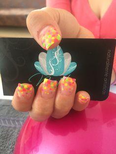 Acrylic Nails, Nails art, color nails