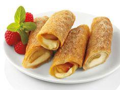 6 postres que puedes hacer con tortillas de harina