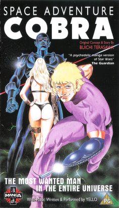 "vhs-ninja: "" Space Adventure Cobra by Osamu Dezaki. Gi Joe, Space Adventure Cobra, Manga Anime, Space Anime, Japanese Superheroes, Comic Art Girls, Space Pirate, Film D'animation, Japanese Cartoon"