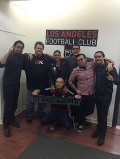 The foundation is being laid, let keep working @LAFC. #OurClubOurCityOurColors #LAFCinLA #BlackArmy1850
