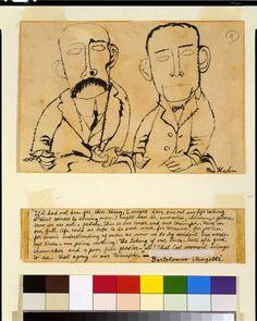 Ben Shahn: dibujos con compromiso