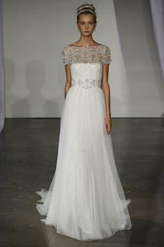 sue wong wedding dress...very classical & feminine