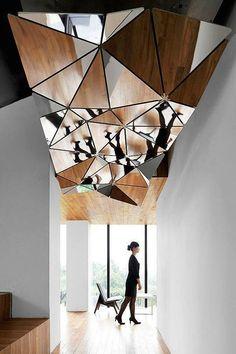 Фото из статьи: 30 самых необычных потолков