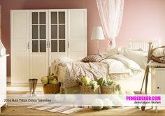 Vintage görünümlü yatak odaları son zamanların en çok tercih edilen yatak odası modellerinden sayılmaktadır. Aslında sadece yatak odalarında da değil, evin pek çok yerinde bu tarz modell