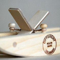 Wooden Paddle Boat Bathtub Toy