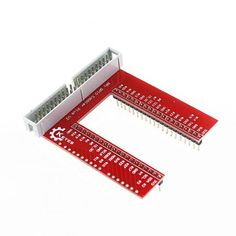 GPIO U-shaped adapter plate