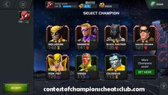 Download MARVEL Contest of Champions MOD APK Increased Damage Terbaru
