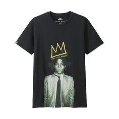 UNIQLO SPRZ NY Basquiat SHORT SLEEVE GRAPHIC T-SHIRT