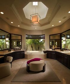 5 Clever ways to create a spacious bathroom retreat