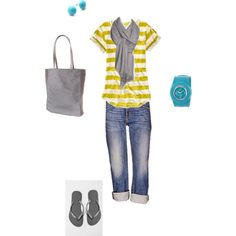 Beach Vacation Outfit 2 - Polyvore