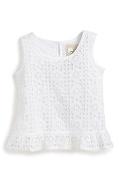 Peek+'Clara'+Top+(Baby+Girls)+available+at+#Nordstrom