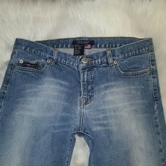 Rampage Bootcut Jeans Rampage boot cut jeans  100% sales go to a family from fraud. A single mom and her 3 kids were left destitute by her ex husband after he fled indictment by the FBI. No child support/alimony and no warning. Their whole life was a lie and now their left to pick up the pieces through foreclosure and repossession suffering his consequences as he runs free Rampage Jeans Boot Cut