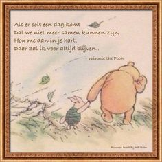 Winnie the Pooh - hou me in je hart