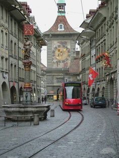 Bern , Switzerland I love this place! My ancestors came from Bern to South… Places Around The World, Oh The Places You'll Go, Cool Places To Visit, Around The Worlds, La Provence France, Switzerland Bern, Top Places To Travel, Wonderful Places, Beautiful Places