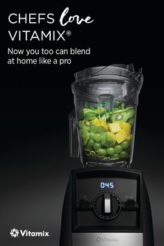 Blend at home like a pro - the Ascent Series from Vitamix offers the first high-performance blenders with built-in timers, wireless connectivity, Smart-Detect containers and a 10-year warranty.