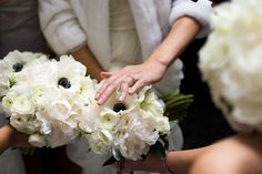 hellebores bouquets|calder clark designs|a bryan photo