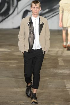 Miharayasuhiro Spring 2013 Menswear Collection Slideshow on Style.com