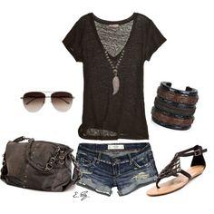LOLO Moda: Stylish summer fashion