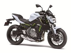 2017 Kawasaki Z650 ABS (Replaces the ER-6n)