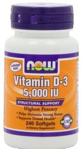 I can't recommend Vitamin D enough. It is one of  the most important supplements for having a healthy body. Here's why...
