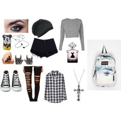 """I"" by julieety on Polyvore"