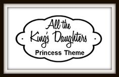 PrincessTheme Ideas