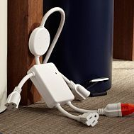 This site has a variety of cool tech accessories available at Pottery Barn.