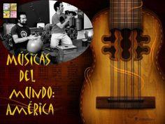 Músicas del mundo América