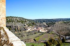 Views of Pedraza, Spain