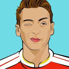 Gunner No.11 Mesut Ozil  Gorgeous Assist  #ozil #mesutozil #arsenal #gooners #puma #아스날