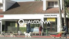 Qualcomm - Best Bus Stop Ever - Denizen Company Social Media Content, Social Media Marketing, Student House, Bus Stop, Experiential, Attraction, Campaign, Pocket, Vehicles