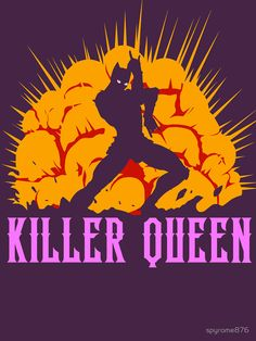 Would buy - Killer Queen - JJBA - DIU