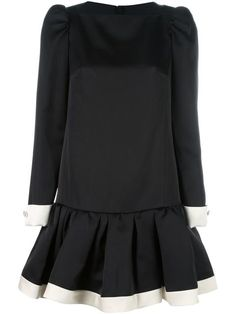MARC JACOBS 러플 스커트 미니 드레스. #marcjacobs #cloth #드레스